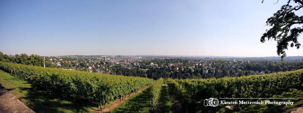 Wiesbaden als Location für Hochzeitsbilder
